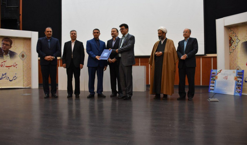 The Reverence and Referrals ceremony of Arak University of Medical Sciences chancellor was held.